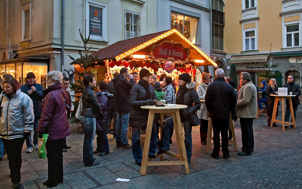 Weihnachtsmarkt in der Grazer Altstadt!