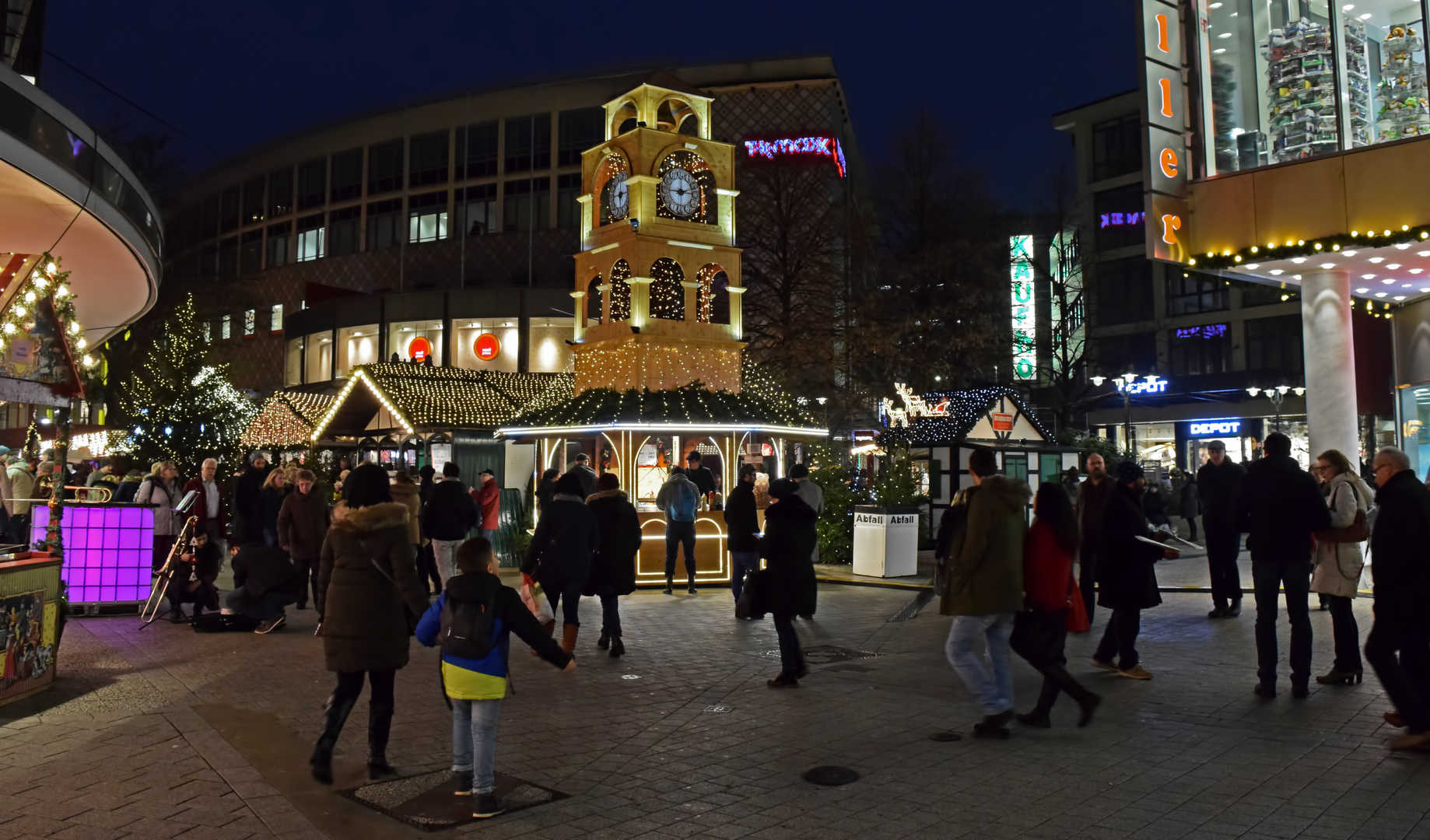 Weihnachtsmarkt Elberfeld