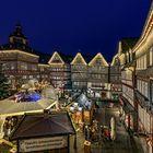 Weihnachtsmarkt in Herborn 2019