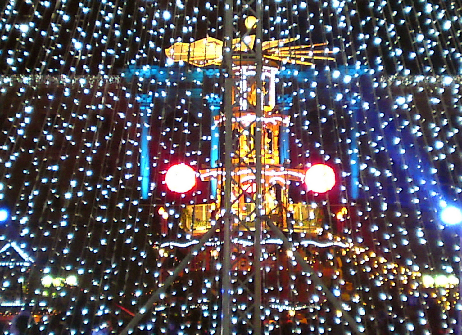 Karlsruhe Weihnachtsmarkt.Weihnachtsmarkt In Karlsruhe Foto Bild Abstraktes Motive Bilder