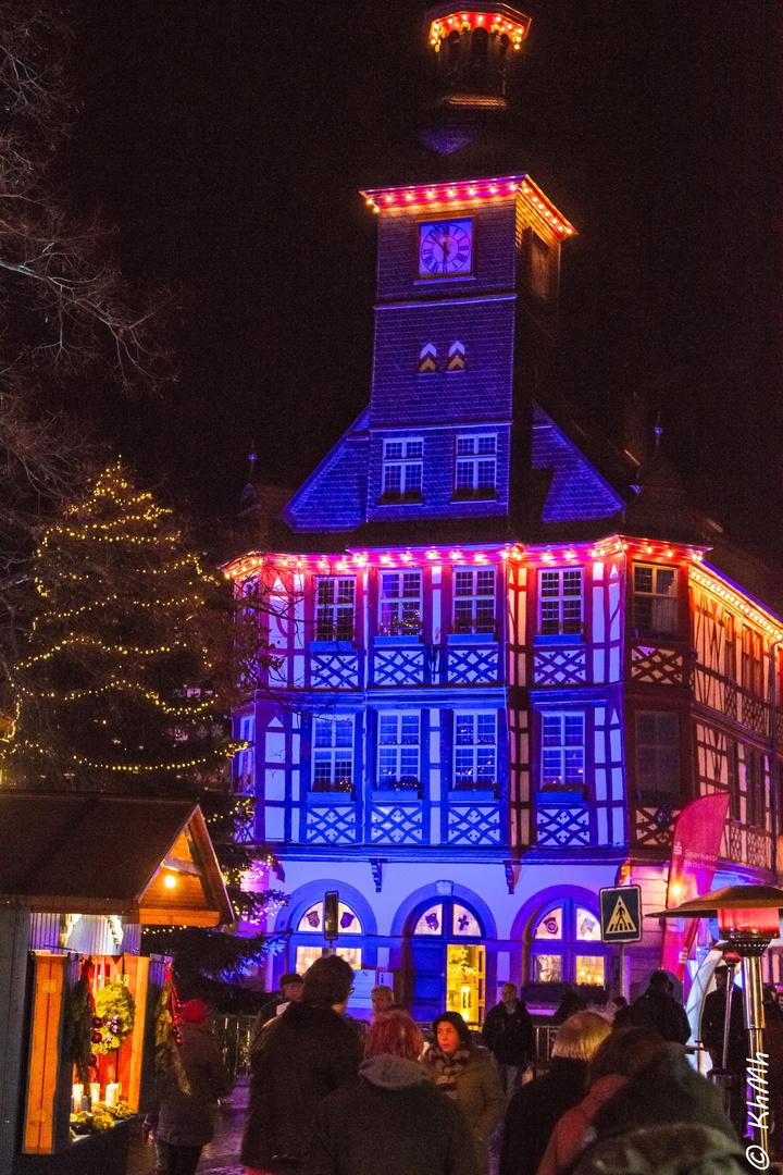 Weihnachtsmarkt in Lorsch 2013