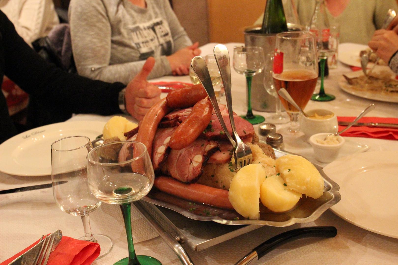 Weihnachtsmarkt in Obernai - 03