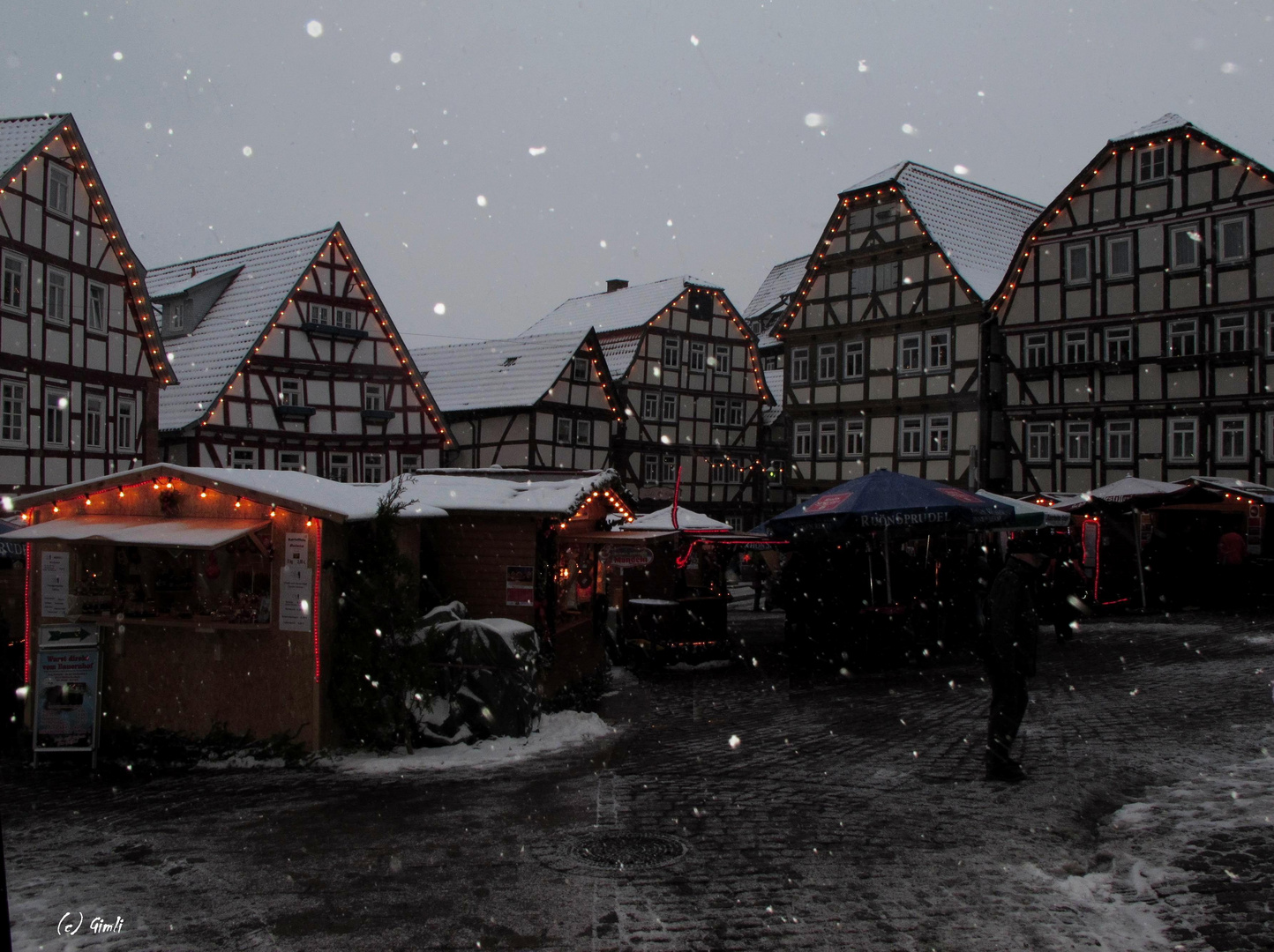 Weihnachtsmarkt in Schlitz - Osthessen II