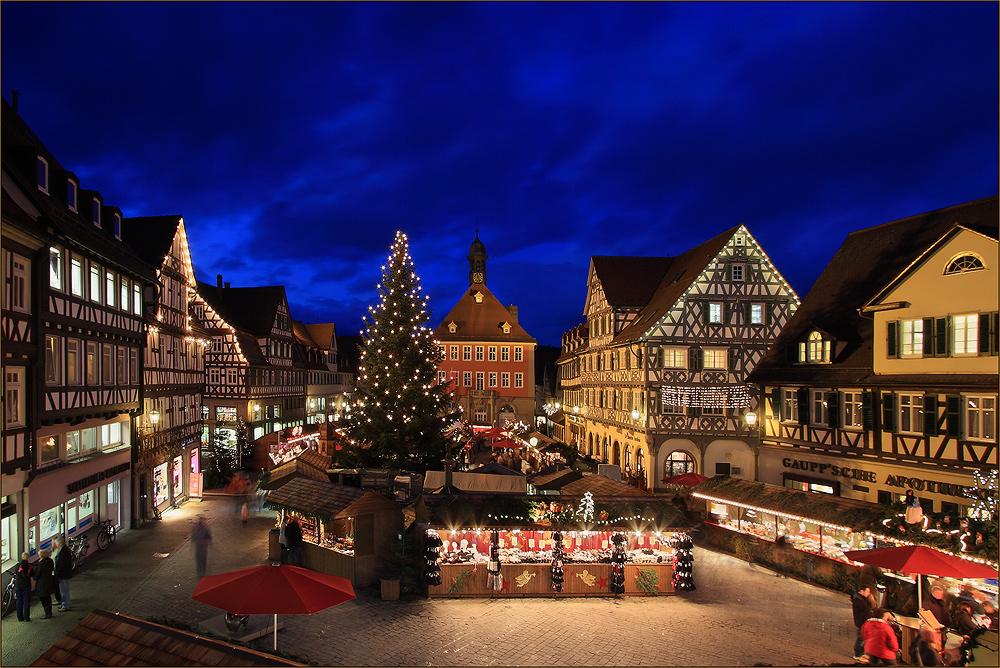 Weihnachtsmarkt Baden-Württemberg