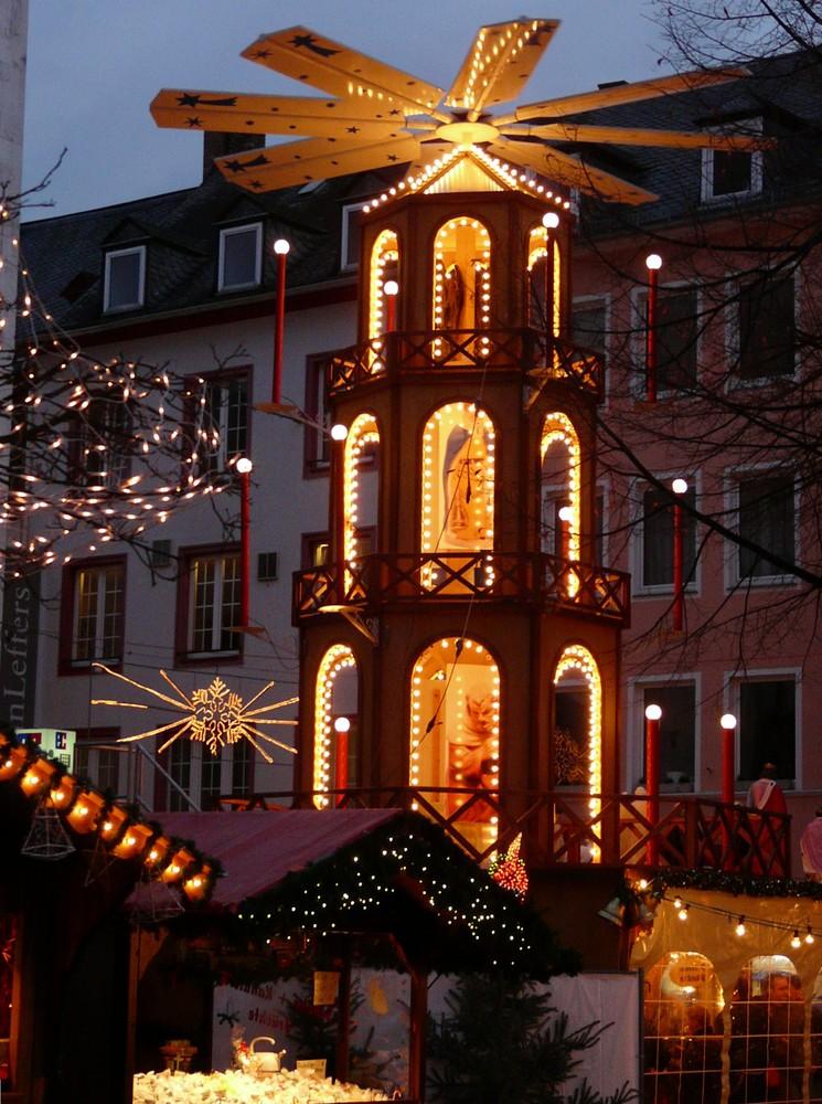 Rüdesheim weihnachtsmarkt 2020