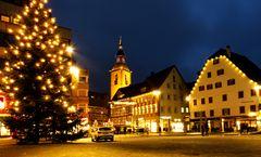 Weihnachtsmarkt Nagold