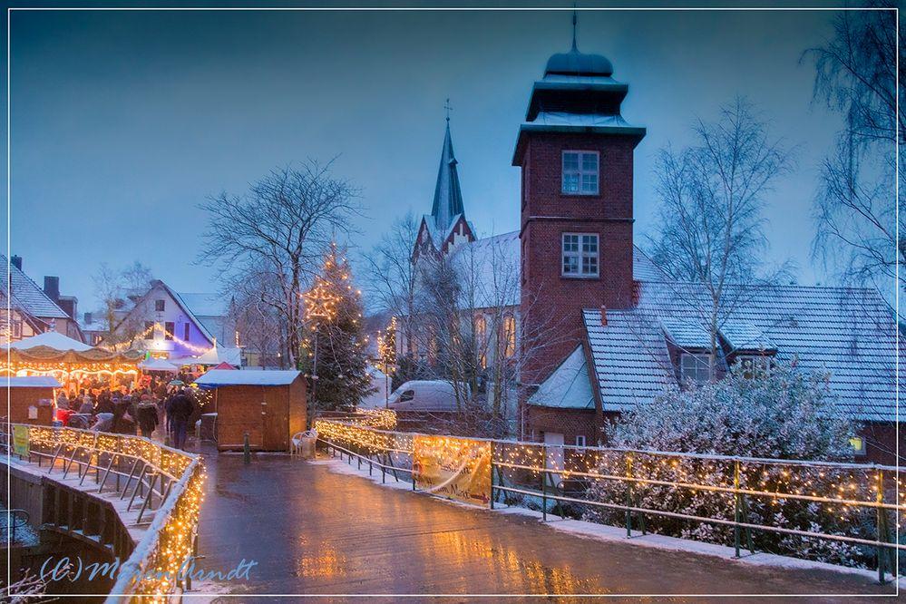 Weihnachtsmarkt Osterholz Scharmbeck