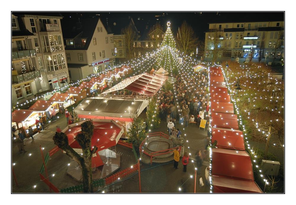 Weihnachtsmarkt Overath 2021