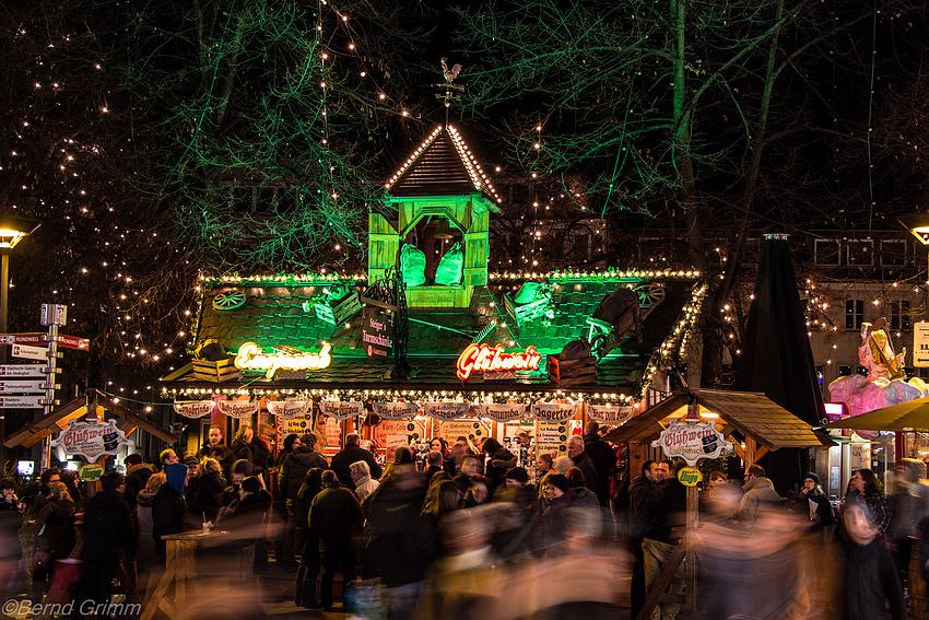 Weihnachtsmarkt Paderborn...