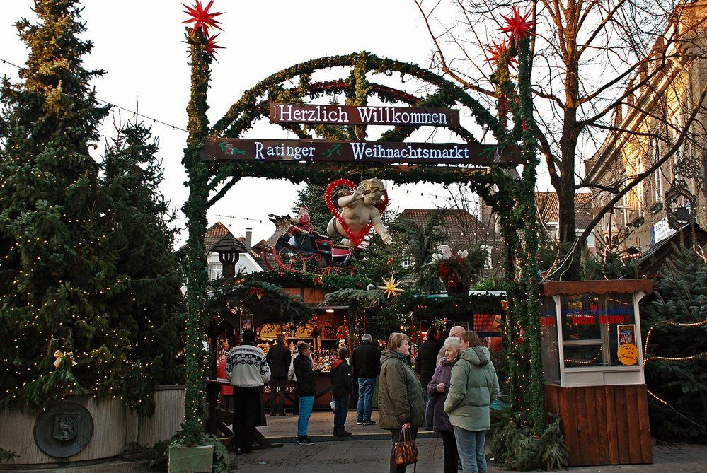 Weihnachtsmarkt Ratingen 1