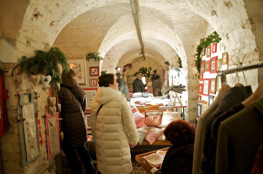 Weihnachtsmarkt Schloss Dyck-5