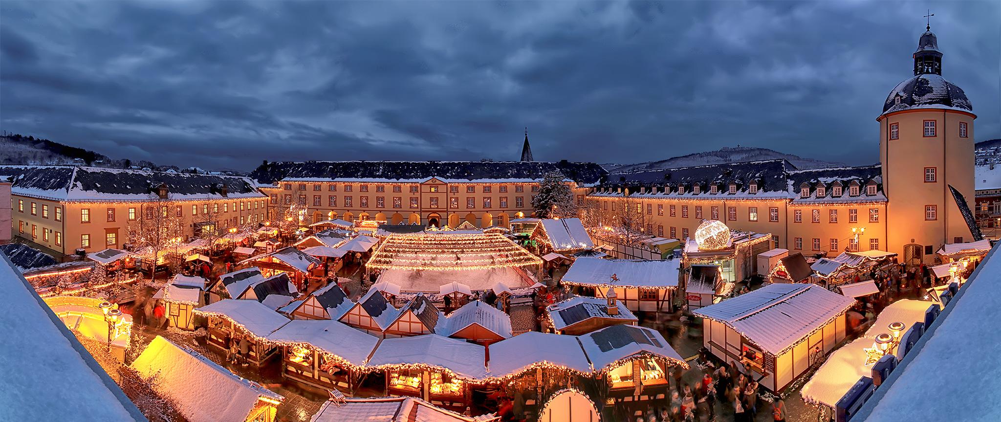 Weihnachtsmarkt Siegen