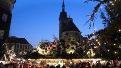 Weihnachtsmarkt Stuttgart 12/07