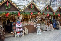 Weihnachtsmarkt Ulm ....