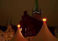 Weihnachtsmarkt zu Lübeck 2