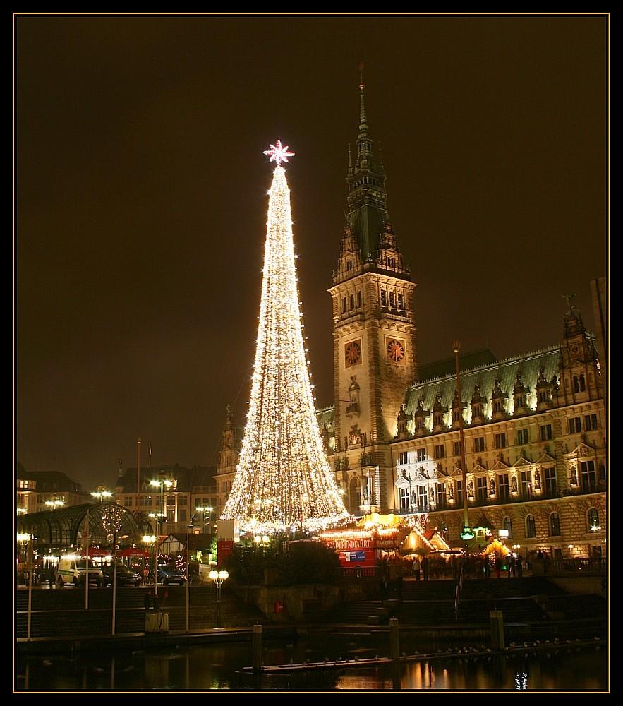 Weihnachtsmarkt@Rathausmarkt
