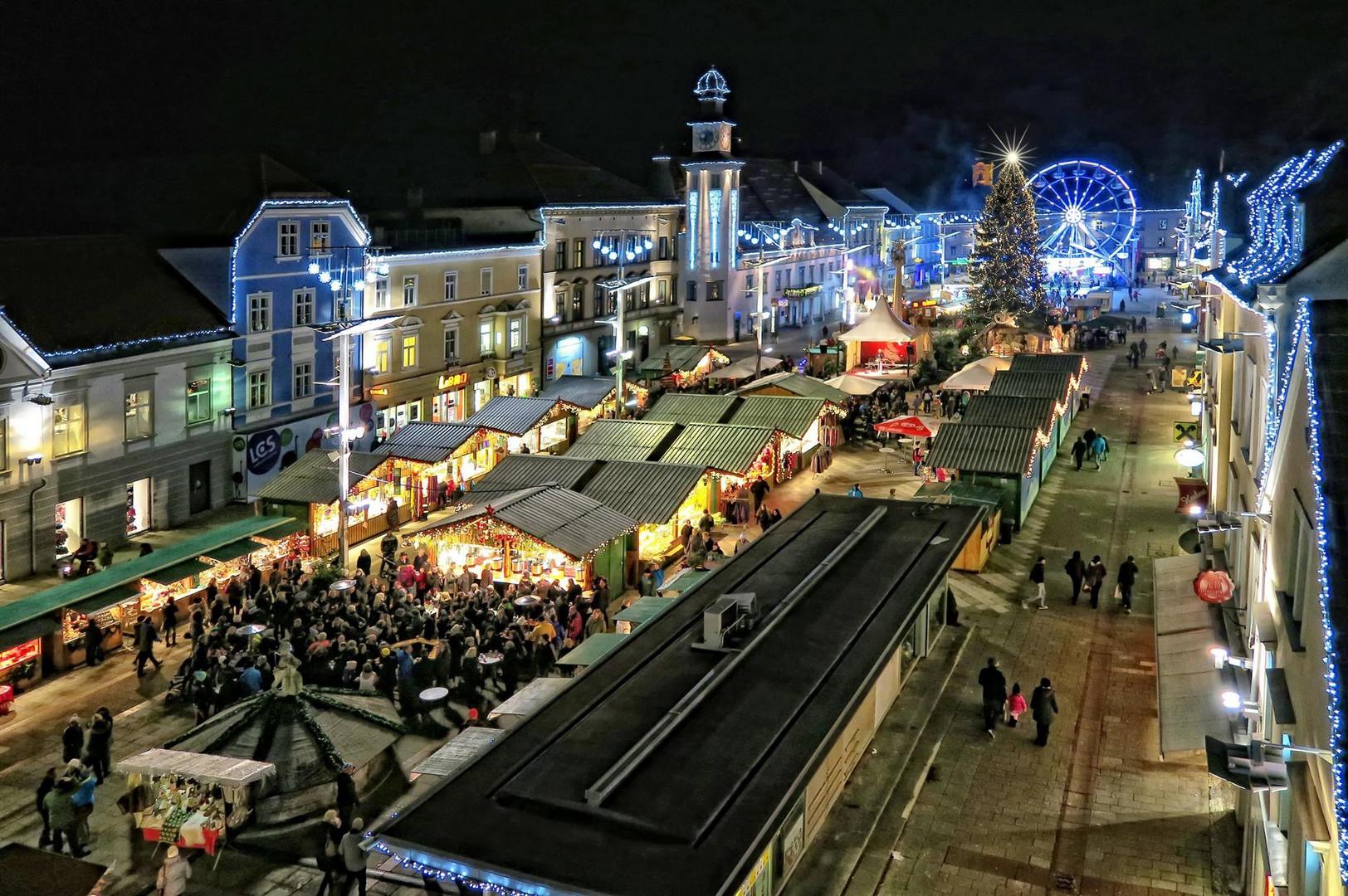 Weihnachtsstadt Leoben