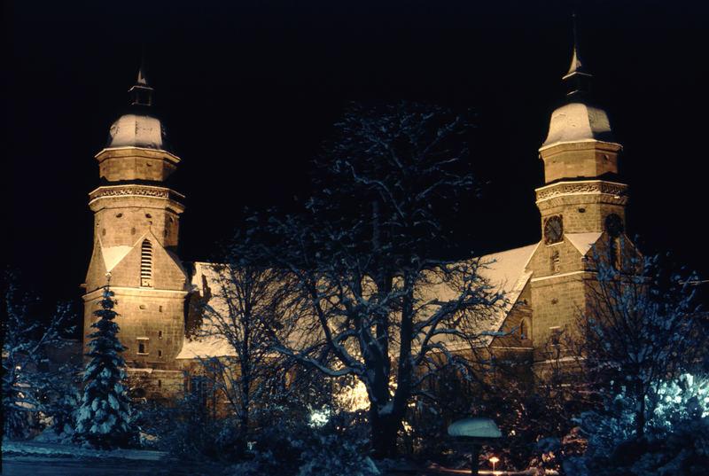 Weihnachtsstimmung am Freudenstädter Marktplatz