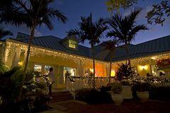 Weihnachtsstimmung auf den Bahamas