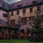 Weihnachtsstimmung im Kloster Bronnbach