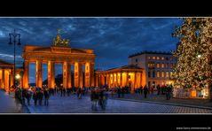 Weihnachtsstimmung in Berlin