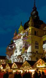 Weihnachtsstimmung in Graz