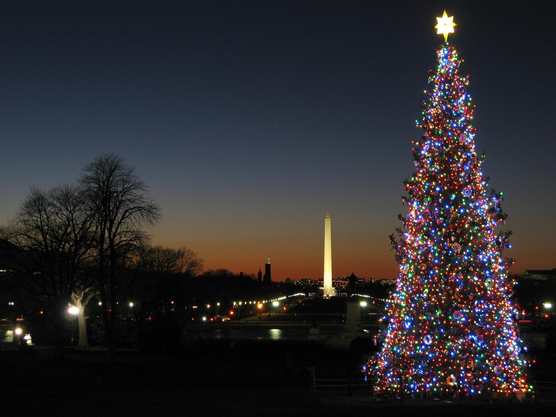 Weihnachtszeit 2009 in Washington D.C. - 2
