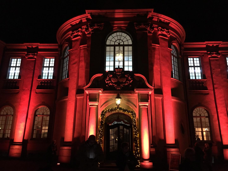 Weihnachtszeit in Schloss Dyck