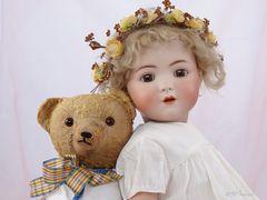 Weihnachtszeit - Puppenzeit