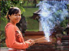 Weihrauch- Bali- Indonesia