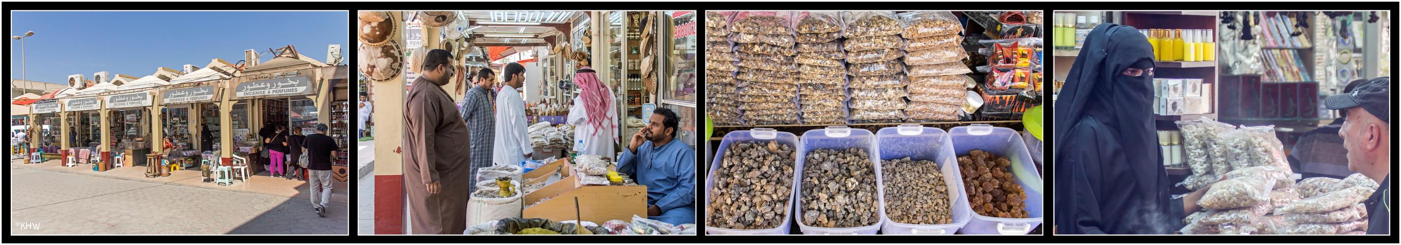 Weihrauchmarkt Salalah (Oman) 1