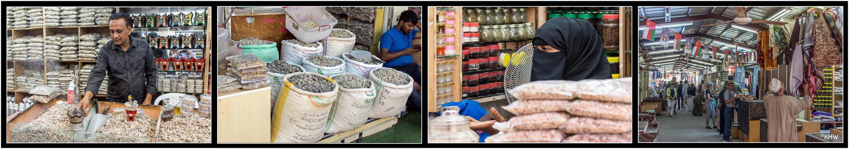 Weihrauchmarkt Salalah (Oman) 2