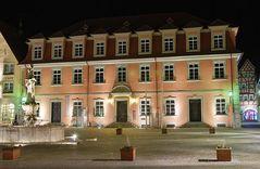Weikersheim Rathaus
