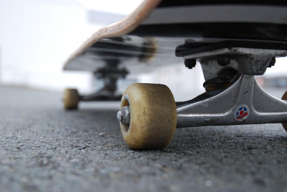 Weil skateboarding so geil ist