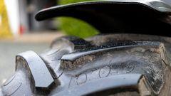 Weil Trecker-Reifen immer greifen
