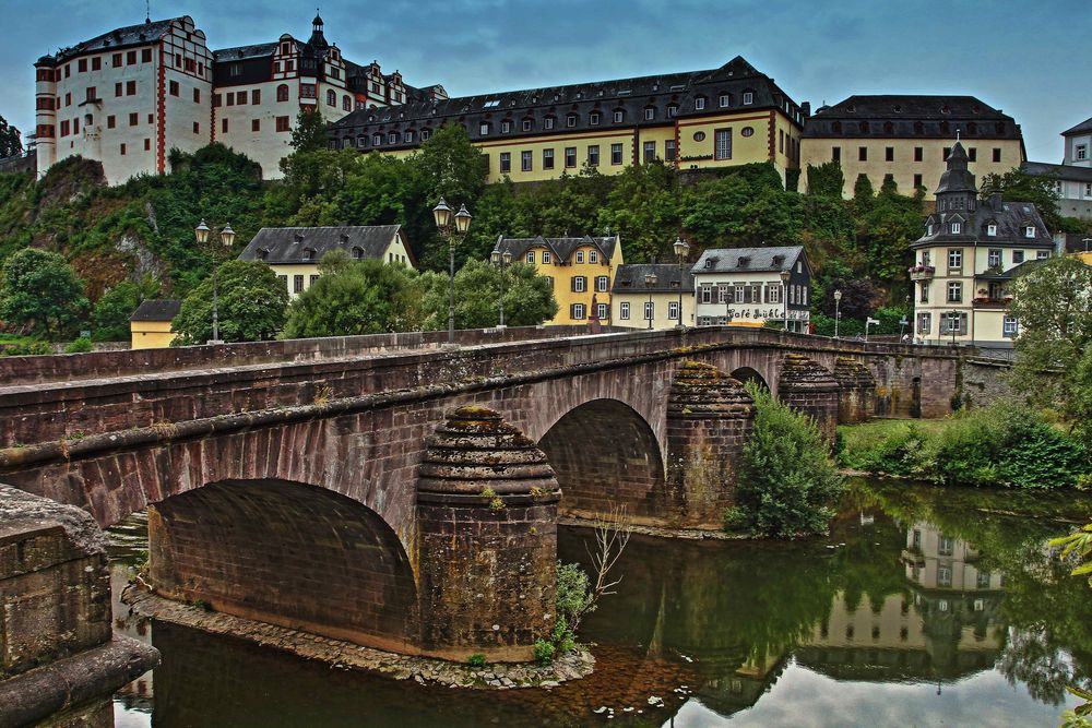 Weilburg an der Lahn