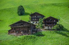 Weiler im Ultental, Südtirol
