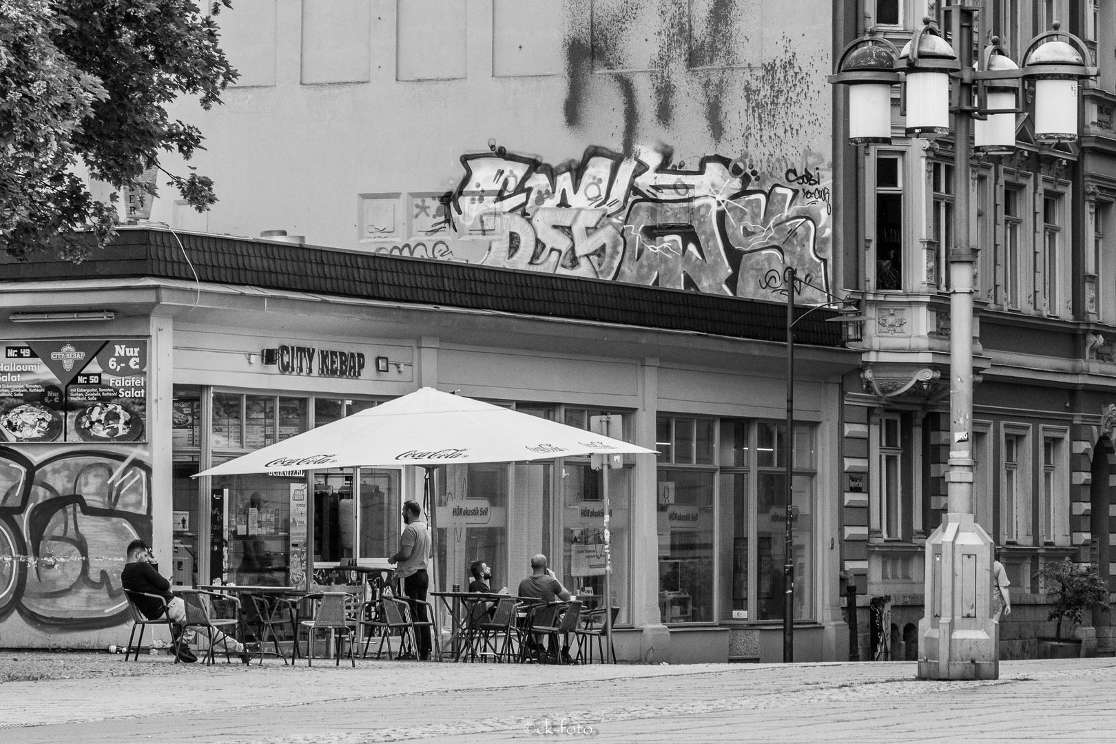 Weimar am Nachmittag