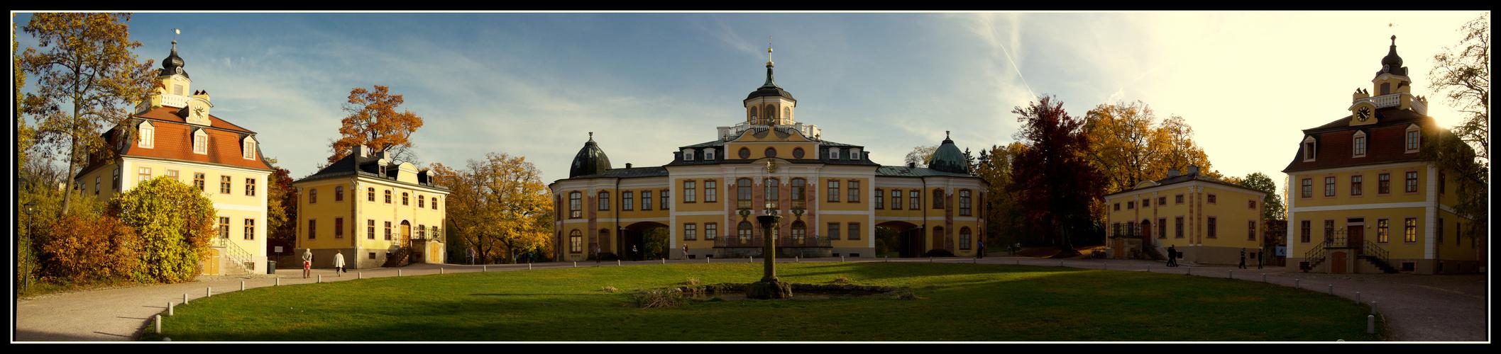 Weimar, Belvedere