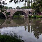 Weimar, Brücke über die Ilm