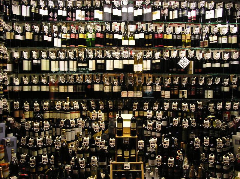 Wein, Wein und Wein