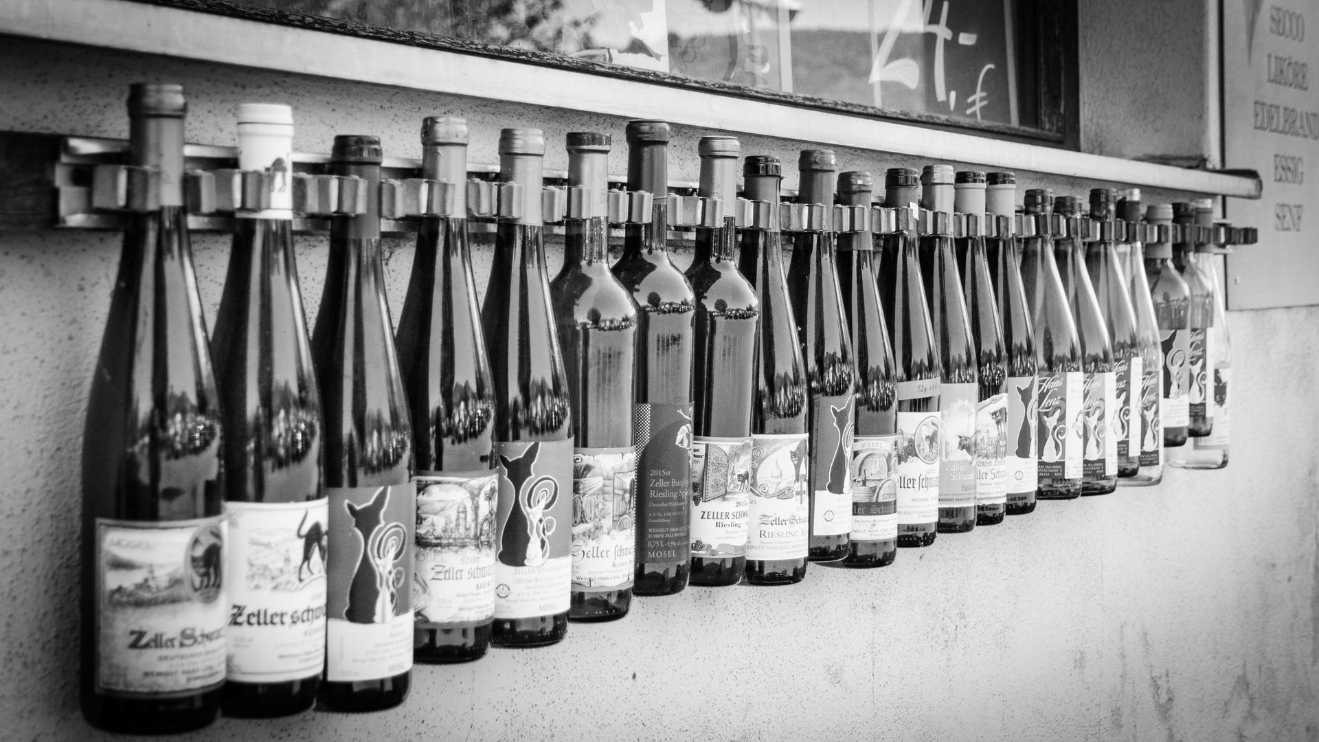 Weinchen gefällig?