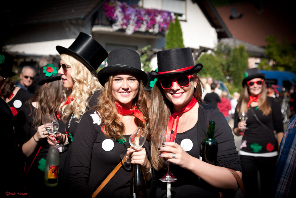 Weinfest in Dernau Ahrtal 2012  Pic 4