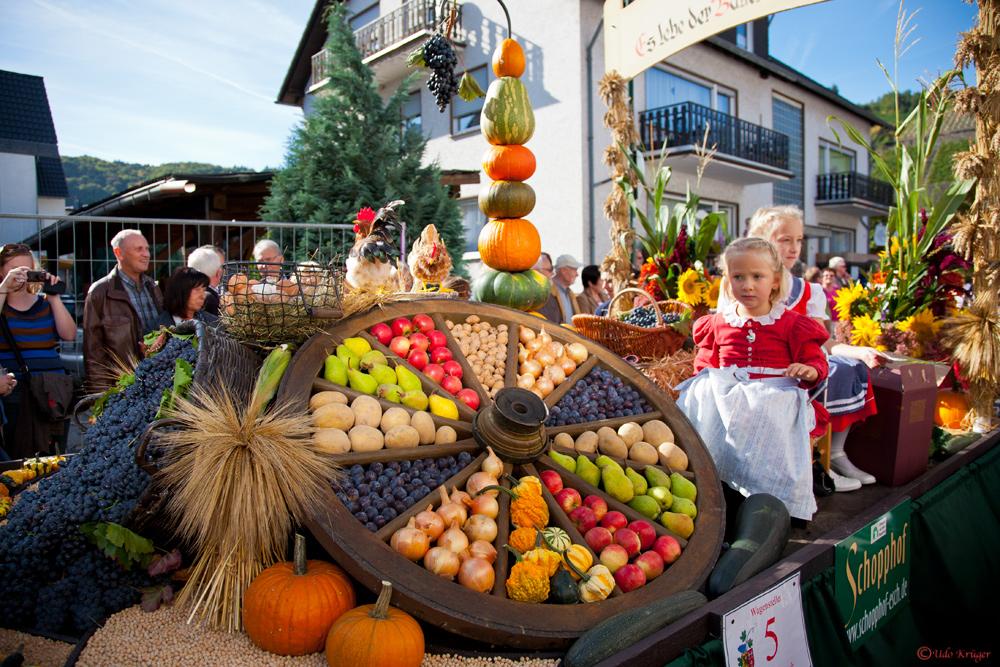 Weinfest in Dernau Ahrtal 2012 Pic 5