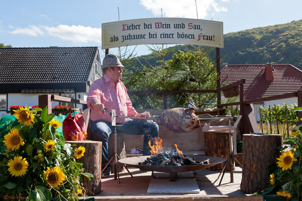 Weinfest in Dernau Ahrtal 2012 Pic 8