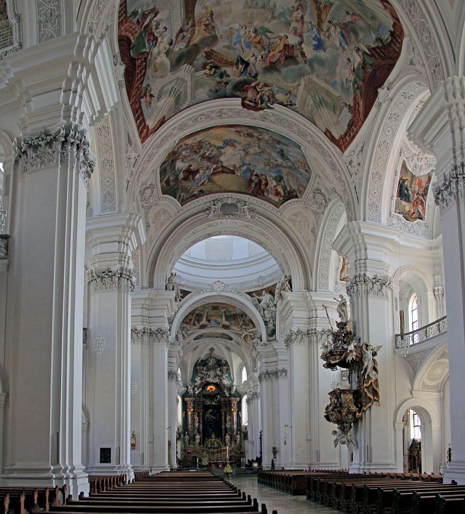 Weingarten - Basilika II
