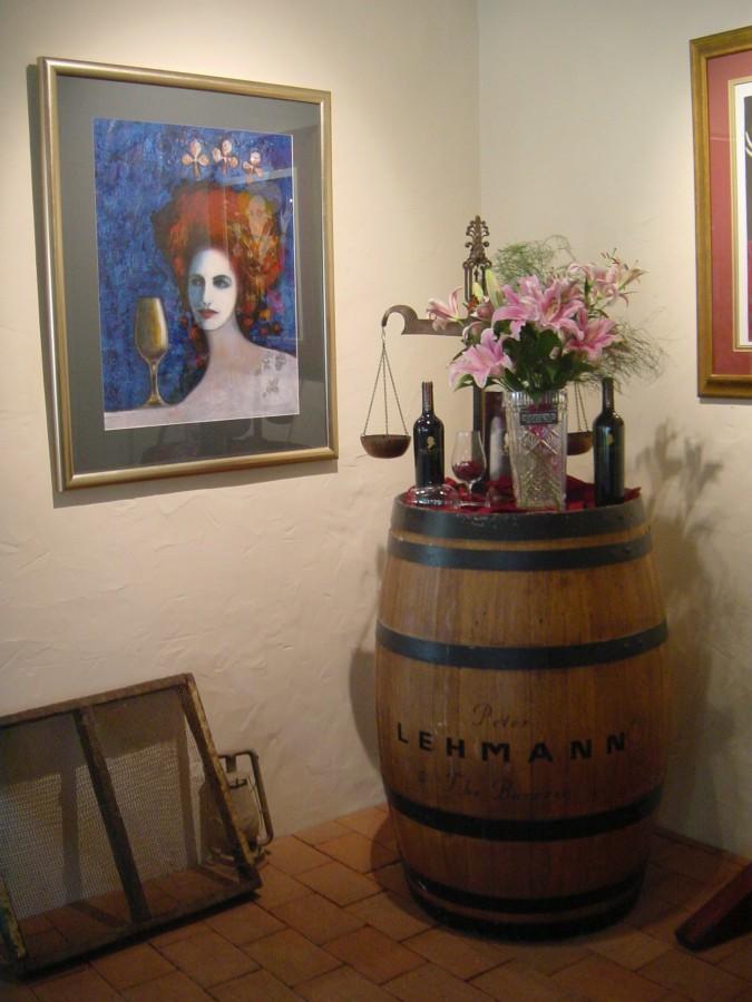 Weingut im Barossa Valley