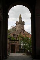 Weinheimer Burg-Rahmen