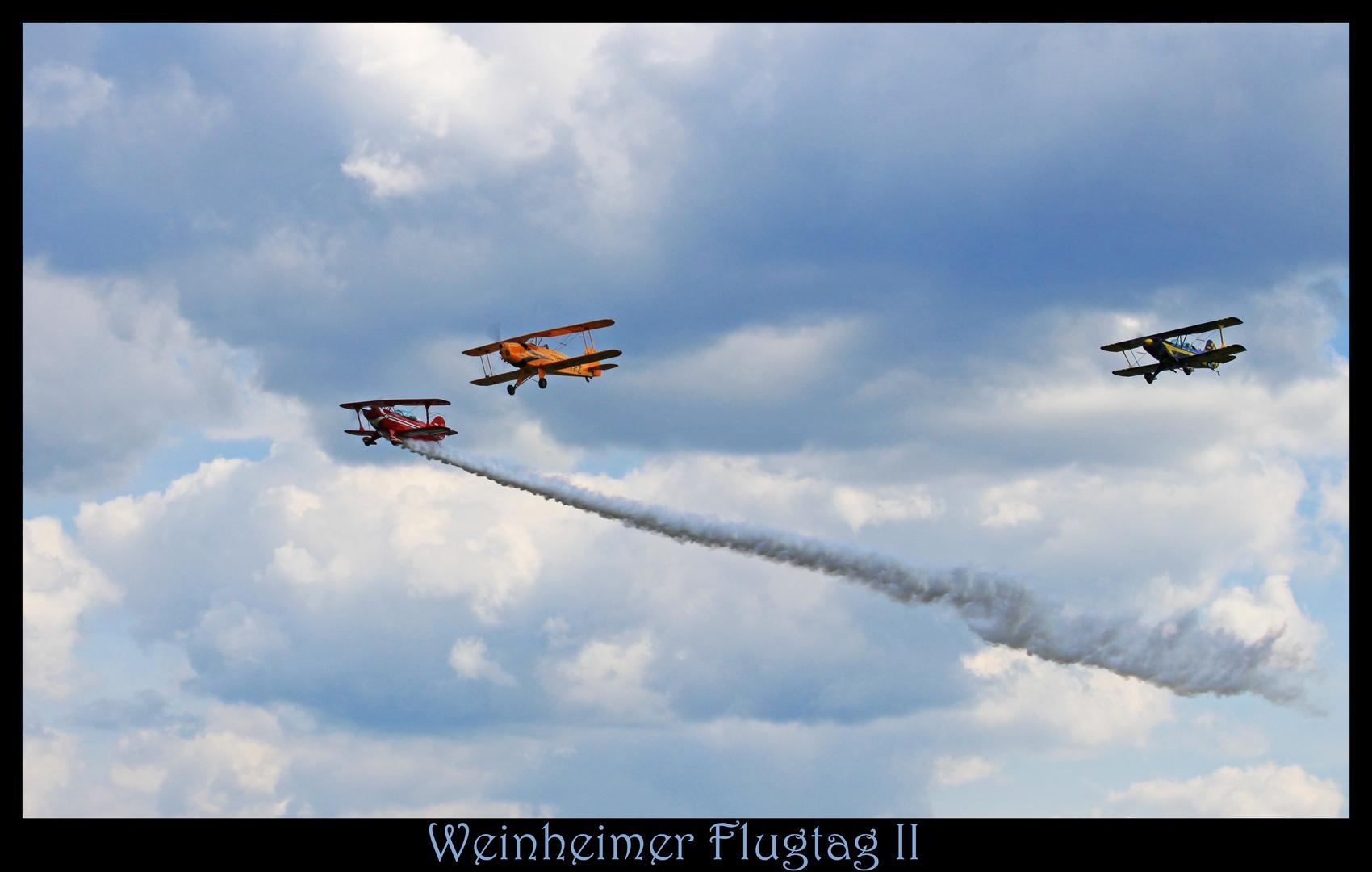 Weinheimer Flugtag II