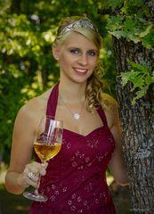 Weinkönigin am Calmont_2